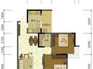 晋东苑2室2厅1卫58.8万元