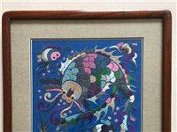 貴州苗族手工繡品
