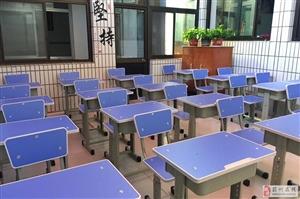 转让全新托管课桌椅!!三小六小五中学区房,有生源