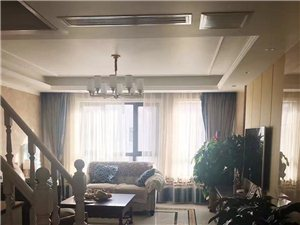 剑桥港湾200平米电梯洋房四室两厅两卫豪华装修
