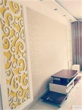 同悦小区2楼全新家具+空调+冰箱1000元/月