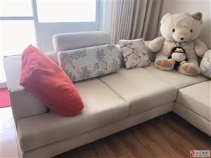 便宜转让布艺沙发