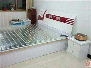 安裝智能控時控溫水暖炕床