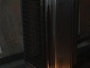 天然气烧烤炉,使用了一个月就没用了