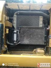 广西二手挖掘机低价转让转让卡特320D直喷挖掘机