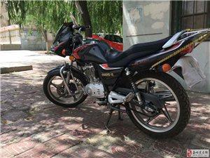 出售二手铃木125摩托车