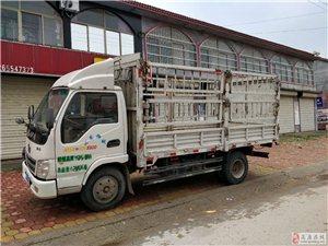 出售4米2高栏,4100机器,750钢丝胎