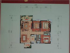 君和豪庭3室2厅2卫64.87万元