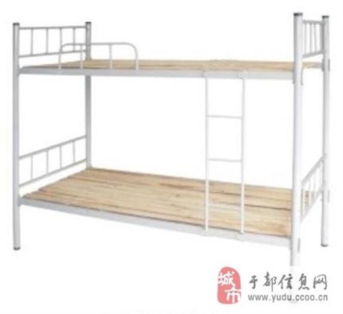 于都100元卖一张铁架双层床