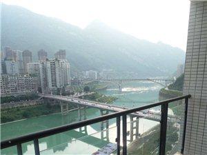县医院附近太阳城正临江新装3室76万元