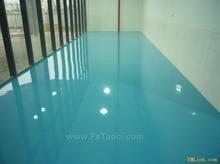 南京 室内环氧地坪  绿色地面 蓝色地面 彩色地面
