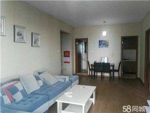 蓝色港湾精装两房家具家电齐全1200/月