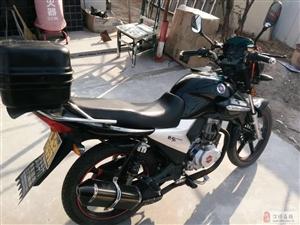 【出售】16年长铃个人摩托车