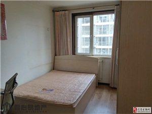 金水豪庭大两室,紧邻黄台山公园,精装家电齐全
