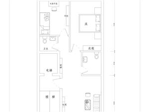 城中心123平米三室精装电梯房30万