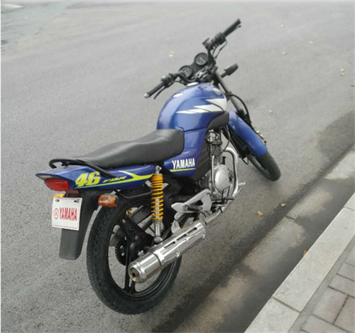 摩托车转让,因要去外地没人骑,价不高欢迎骚扰