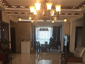 海通园豪华装修三室中间楼层可送部分家具家电