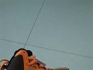 鸿星尔克全新篮球鞋,42码