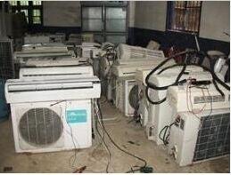 余姚高价回收空调中央空调家具酒店设备,办公家具等