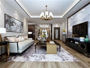 东湖印象两居室单价8600