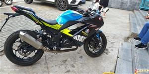 出售全新摩托车一辆