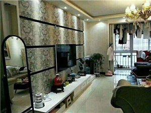 领秀城精装四室4室2厅2卫117万元