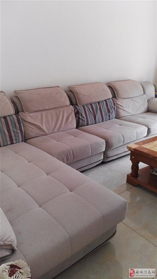 【家具转让】高档沙发低价处理