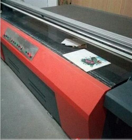 转让一台大型3DUV平板打印机