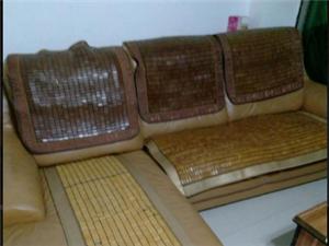 个人转让真皮沙发