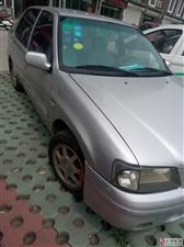 出售个人夏利车一辆,A+1.0三厢车。
