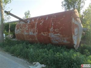 澳门大小点网址-出售沙子罐带提升机,炉桶,煤气发生炉