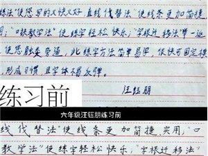 孙维喜钢笔字速成班暑假班招生