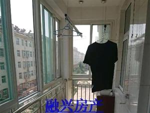 海岱南苑4楼125平方带车库,3室双证可贷款