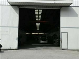 1250平米标准厂房出租,有行车