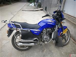 劲隆JL125-30G摩托车9成新