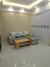 海峡茗城2室1厅1卫精装家具齐全包物业(个人)