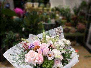 开一间花店,抬头就能看见幸福