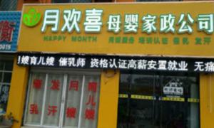 月欢喜母婴家政是枣庄市一家专业化母婴服务机构