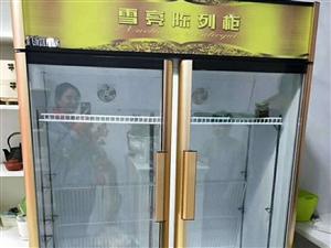 长阳刘女士转让九成新展示冷柜一台