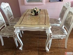 出售欧式餐桌椅