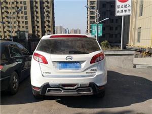 广汽传祺GS5 2014年11月的车