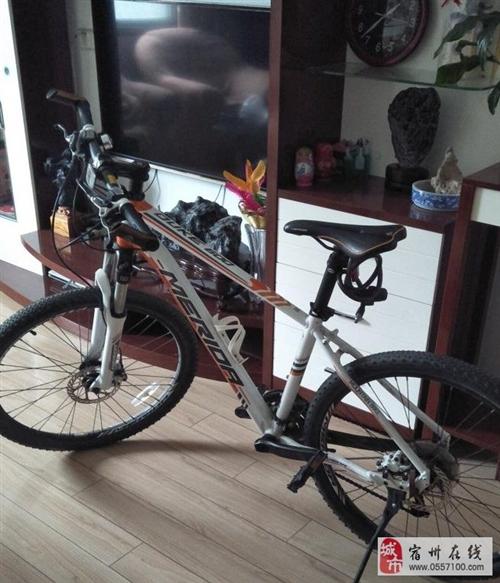 出售二手美利达山地自行车