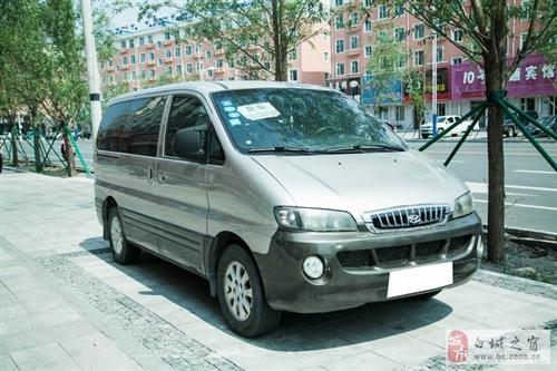 江淮瑞风商务2.5万可议