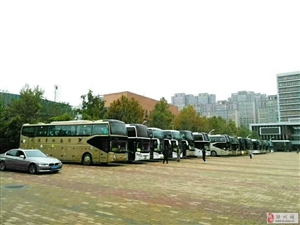 郑州金龙宇通大巴车中巴车小车专业租车租车包车