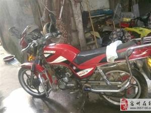 宗申125摩托车