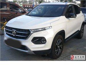 宝骏510白色2017款1.5L自动豪华型