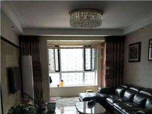 君和广场97平小三室精装9层带地下室
