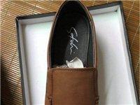 43碼棕色沙馳男鞋200塊拿走,只賣兩天