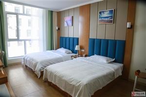 豪华装修公寓洗衣机电视空调1200元/月