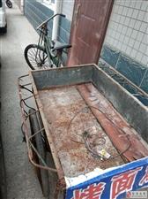 出售旧人力三轮车一个